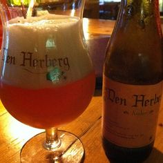 Den Herberg / Belgian beer
