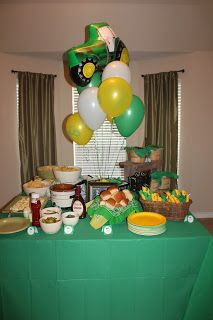 The Clines: Cooper's First Birthday Part 1