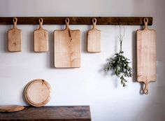Beautiful - something so simple and elegant abt gorgeous cutting boards