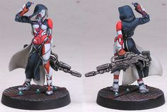 painting infinity nomads - Google Search