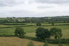 View of Ballymacegan from Redwood Castle.