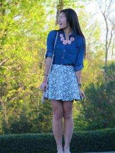 Pastel N Pink: A shirt or a dress?