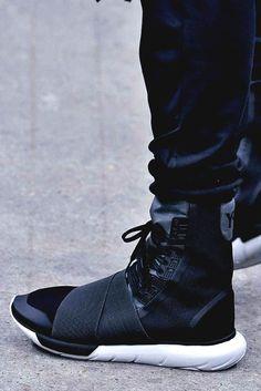 Y-3 & chill #streetwear