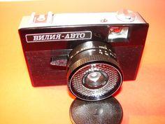 VILLIA AUTO 35mm Film Camera BeLOMO lens triplet by Luckytage, €12.00