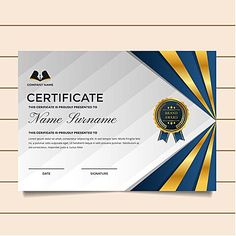 Certificate Of Achievement Template, Free Gift Certificate Template, Training Certificate, Printable Certificates, Basic Software, Companies House, Graduation Theme, Certificate Of Appreciation, Custom Made Gift