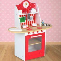Kinderküche aus Holz mit vielen Details | Childrens' play kitchen (wood) | @Jago24