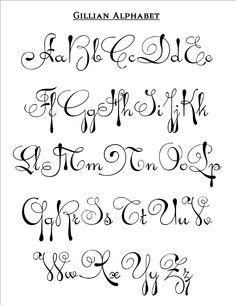 New Tattoo Fonts Cursive Pretty Tat 43 Ideas Alphabet A, Tattoo Fonts Alphabet, Hand Lettering Alphabet, Calligraphy Alphabet, Calligraphy Fonts, Fancy Writing Alphabet, Lettering Styles, Lettering Design, Block Lettering