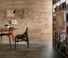Resultado de imagen para library inspired dining room