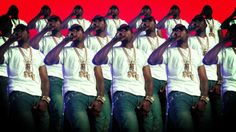 KANYE WEST Power (Unofficial) by WE ARE FROM L.A. Only with animated home made gifs. #wearefromla #kanyewest