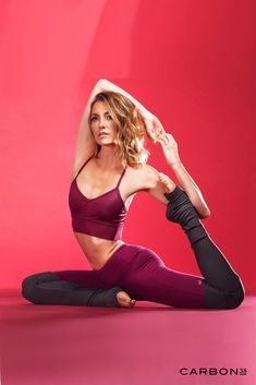 Let yourself shine! Show off your graceful yoga moves in these new styles.