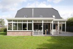 Veranda Victoriaanse stijl - Luxe veranda