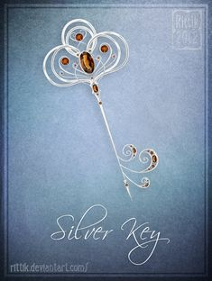 It's a series of magical keys-artefacts which I design for my OC Fayth. Each key is made from different material and opens a certain type of locks and seals. Each key can be used only once but most...