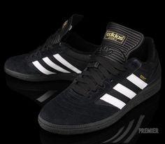 c98f10619d2fe2 adidas Skateboarding Busenitz - Black   Running White - Black