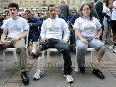 ▶ Colombia conmemoró el día contra las minas antipersona - YouTube