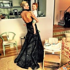 Stars getting ready for the Met Gala: the behind-the-scenes images you haven't seen: Caroline Trentini: Glamorous mommy life ..