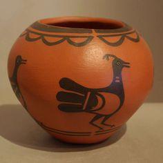 Robert Tenorio was born in 1950 on Santo Domingo Pueblo.