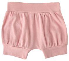 "Finn + Emma ""Rose"" Organic Bubble Shorts"