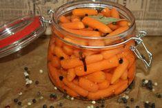 Z Majeczką w kuchni....: MARYNOWANE MARCHEWKI Kiwi, Mozzarella, Carrots, Vegetables, Cooking, Food, Kitchen, Essen, Carrot