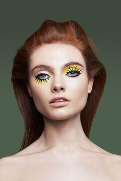 Georgie x Sony on Makeup Arts Served