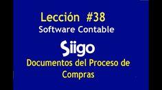 545. Lección # 38 Documentos Proceso de Compras _ Software Contable SIIGO