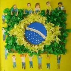 A semana da pátria é comemorada nos dias que antecedem o 7 de setembro, Independência do Brasil e fazem parte das datas trabalhadas no calendario escolar com atividades para educação infantil. Podemos trabalhar a história da nossa independência, seus personagens e seus símbolos. É importante mostrar aos alunos ao longo da semana da pátria que … Continuar lendo Novas Atividades para a Semana da Pátria – 7 de Setembro
