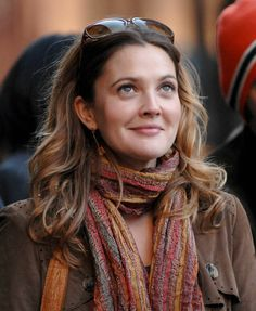 on the set of Music and Lyrics (2007) follow The Drewseum for more Drew Barrymore photos!