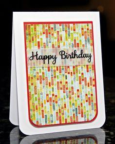 WaterDots: Happy Birthday, CSC136 Masculine