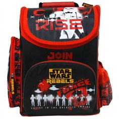 ST. MAJEWSKI TORNISTER SZKOLNY STAR WARS REBELS 21361 Under Armour, Lunch Box, War, Backpacks, Women's Backpack, Backpack