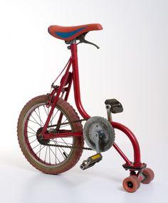 Skate bike