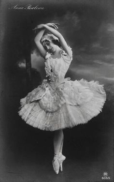 Via v&a museum - Anna Pavlova (1881 - 1931) was one of the most famous ballerinas of all time. Dance was her vocation and no other dancer in the days before air travel toured so widely – Australia, the Far East, the United States, South America and India. She danced for audiences who had never heard of ballet and inspired a generation of children to take up dancing, including Alicia Markova, and the choreographer, Frederick Ashton who first saw her in Peru.  Early Years Born in St…