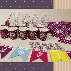 Son Luna, Advent Calendar, Party Themes, Holiday Decor, Home Decor, Ideas, Party, Party Kit, Ornaments