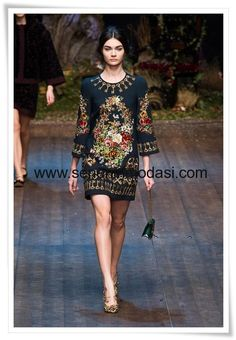 Dolce Gabbana 2014 Kis Koleksiyonu   dolce-gabbana-2014-sonbahar-kis-koleksiyonu_23