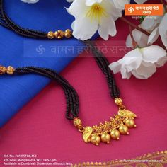 Indian Gold Necklace Designs, Gold Mangalsutra Designs, Jewelry Design Earrings, Gold Jewellery Design, Gold Jewelry, Ankle Jewelry, Chain, Blouse, Runes