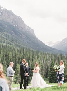 Darling Hyalite Canyon Mountain Elopement | Rocky Mountain Bride Lauren Roberts, Mountain Elopement, Elopement Inspiration, Sweet Couple, Bridal Boutique, Rocky Mountains, Beautiful Day, Big Day, Wedding Planning