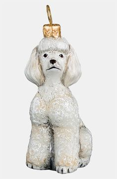 Joy to the World Collectibles 'Toy Poodle' Ornament | Nordstrom