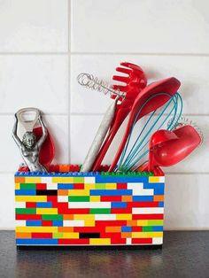 Lego na cozinha!