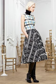 Christian Dior Pre-Fall 2014 Collection Slideshow on Style.com