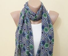 Women Scarf Scarf Scarves summer scarf summer by BloomedFlower, $20.00