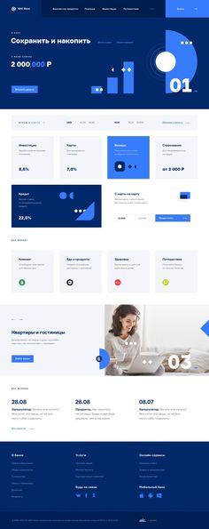 banking layout Concept for BCS Bank Inspire Design Design Sites, Website Design Services, Web Design Company, App Design, Index Design, Website Designs, Interface Web, Interface Design, Website Design Inspiration