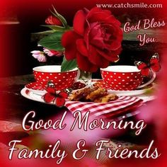 God Bless You Family ANd Friends-wg16128