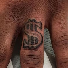 Money tattoos are all about working hard to get paid. When it comes to the best money tattoo designs, there's nothing like a cool money bag, dollar sign, monopoly man,…View Money Sign Tattoo, Dollar Sign Tattoo, Money Rose Tattoo, Neck Tattoo For Guys, Cool Tattoos For Guys, Tattoos For Women, Finger Tattoos, Leg Tattoos, Sleeve Tattoos