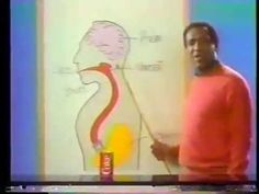 Coke ad with Bill Cosby, 1985 One of the comic's numerous mid-80s pitches for the soft drink.