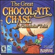 Great Chocolate Chase Jc Old Version With Images