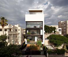 Tel aviv town house 1 - Pitsou Kedem