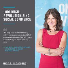 Lori Bush on You Tube