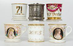 Shaving Mugs - Cowan's Auctions