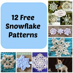 Knot Your Nana's Crochet: Queen Elsa's Frozen Inspired Cape + 12 FREE Snowflake Patterns