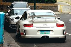 Porsche 911 Turbo and GT3 (997)