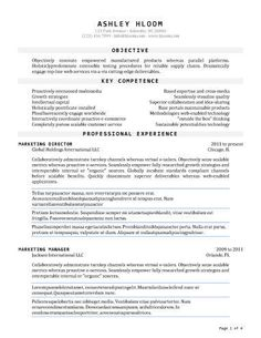 economic resume template recipes pinterest template and resume