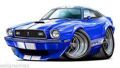 Cars Cartoon Ford Mustangs 15 Ideas For 2019 Cartoon Car Drawing, Car Drawings, Cars Cartoon, Mustang Cobra, Weird Cars, Cool Cars, Man Cave Tools, Pony Car, Automotive Art